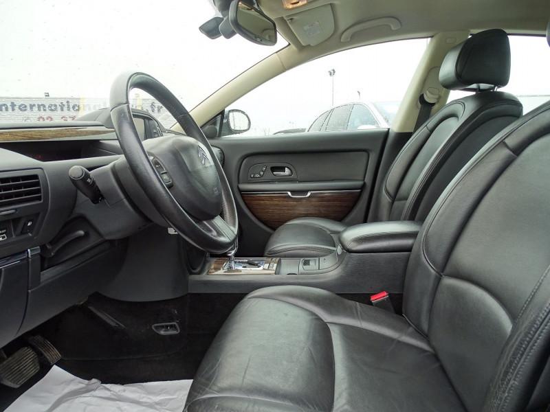 Photo 4 de l'offre de CITROEN C6 2.7 V6 HDI EXCLUSIVE FAP à 7890€ chez International Auto Auneau
