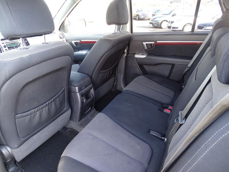 Photo 5 de l'offre de HYUNDAI SANTA FE 2.2 CRDI PACK CONFORT à 7890€ chez International Auto Auneau