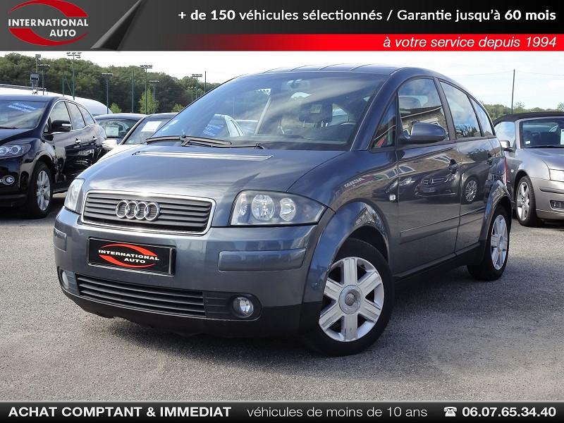 Audi A2 1.4 TDI 90CH PACK Diesel GRIS FONCE Occasion à vendre