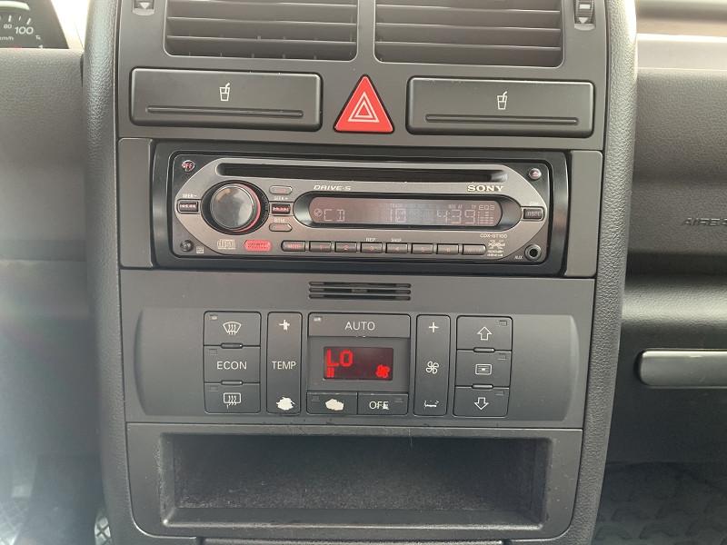 Photo 11 de l'offre de AUDI A2 1.4 TDI 90CH PACK à 5890€ chez International Auto Auneau