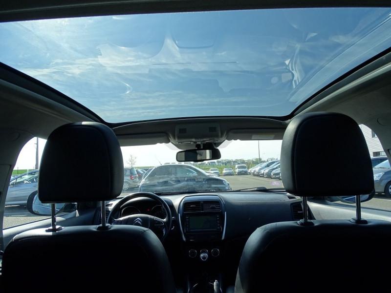 Photo 19 de l'offre de CITROEN C4 AIRCROSS 1.6I 4X2 CONFORT à 11390€ chez International Auto Auneau