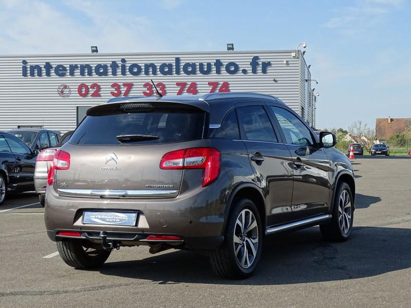 Photo 2 de l'offre de CITROEN C4 AIRCROSS 1.6I 4X2 CONFORT à 11390€ chez International Auto Auneau