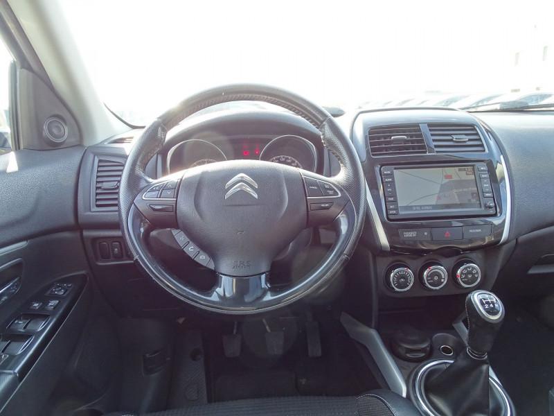 Photo 9 de l'offre de CITROEN C4 AIRCROSS 1.6I 4X2 CONFORT à 11390€ chez International Auto Auneau