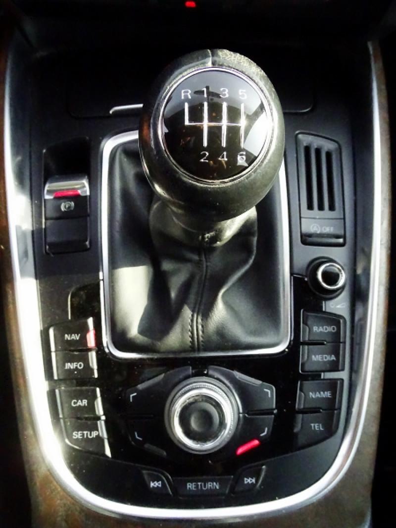Photo 10 de l'offre de AUDI Q5 2.0 TDI 143CH FAP START/STOP BUSINESS LINE QUATTRO à 14490€ chez International Auto Auneau