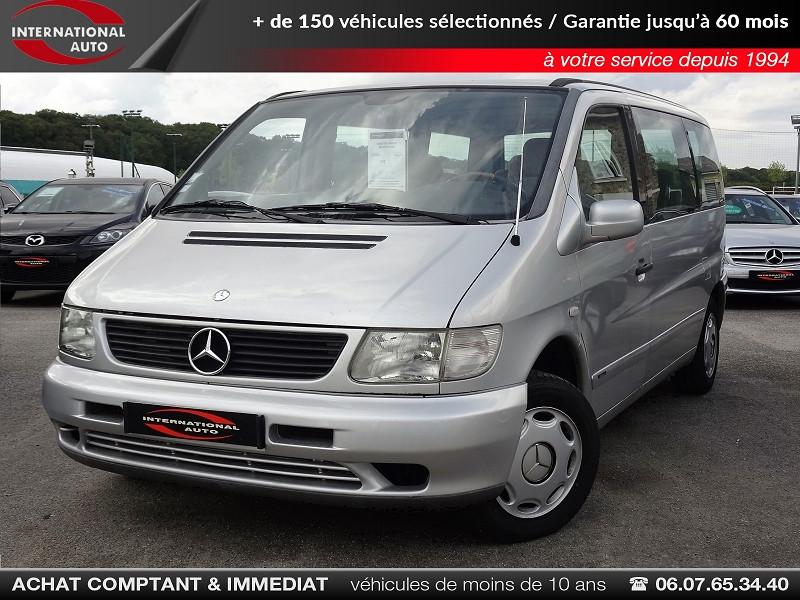 Mercedes-Benz CLASSE V (638) 230 TD FASHION Diesel GRIS C Occasion à vendre