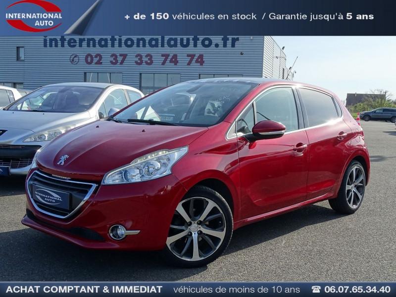 Photo 1 de l'offre de PEUGEOT 208 1.6 VTI FELINE 5P à 9390€ chez International Auto Auneau