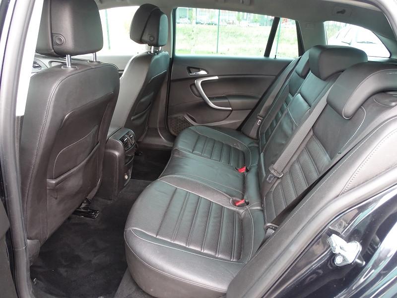 Photo 7 de l'offre de OPEL INSIGNIA SP TOURER 2.0 CDTI 163CH COSMO PACK AUTO à 11590€ chez International Auto Auneau