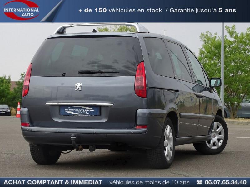 Photo 2 de l'offre de PEUGEOT 807 2.0 HDI136 NORWEST FAP à 6890€ chez International Auto Auneau