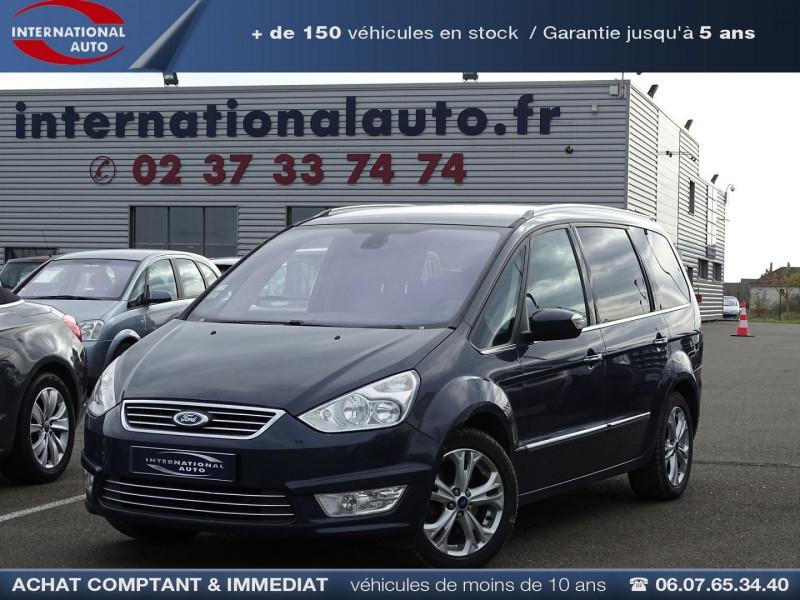 Ford GALAXY 1.6 TDCI 115CH FAP STOP&START TITANIUM Diesel BLEU F Occasion à vendre