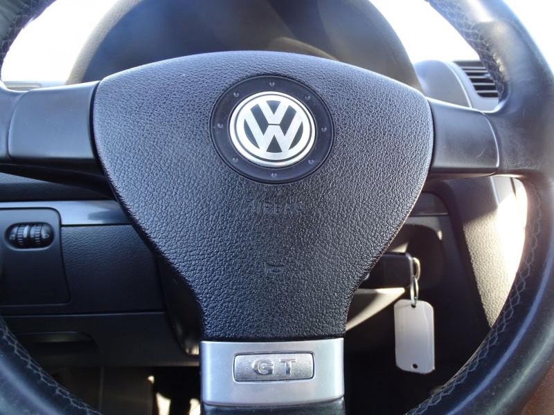 Photo 14 de l'offre de VOLKSWAGEN GOLF V 1.4 TSI 170CH GT SPORT 3P à 8790€ chez International Auto Auneau