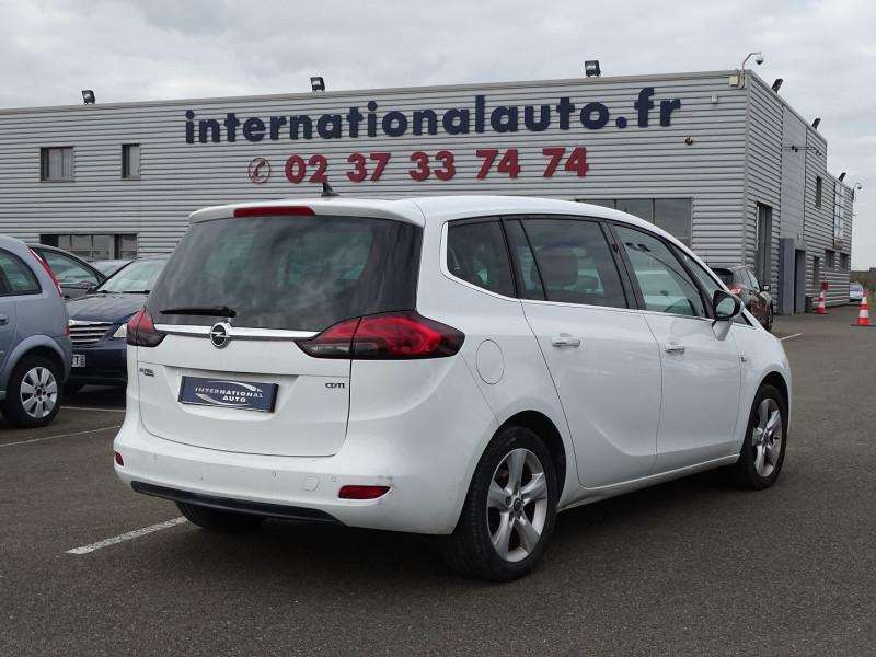 Photo 2 de l'offre de OPEL ZAFIRA TOURER 2.0 CDTI 130CH COSMO PACK 7 PLACES à 11890€ chez International Auto Auneau