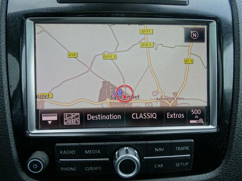 Photo 11 de l'offre de VOLKSWAGEN TOUAREG 3.0 V6 TDI 240CH FAP CARAT TIPTRONIC à 16690€ chez International Auto Auneau