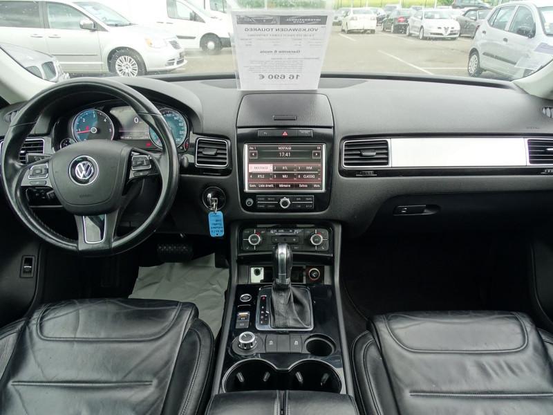 Photo 16 de l'offre de VOLKSWAGEN TOUAREG 3.0 V6 TDI 240CH FAP CARAT TIPTRONIC à 16690€ chez International Auto Auneau
