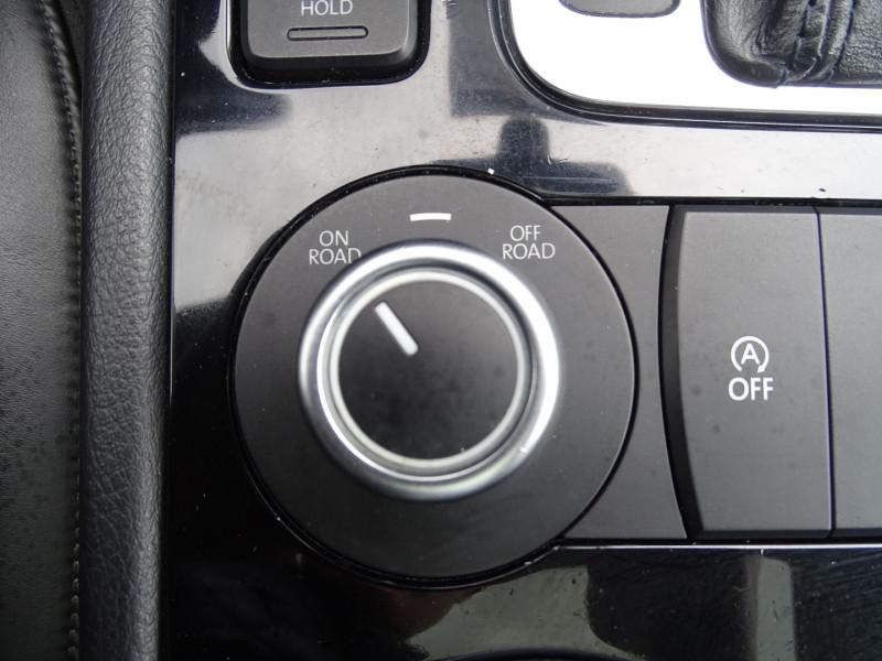 Photo 14 de l'offre de VOLKSWAGEN TOUAREG 3.0 V6 TDI 240CH FAP CARAT TIPTRONIC à 16690€ chez International Auto Auneau
