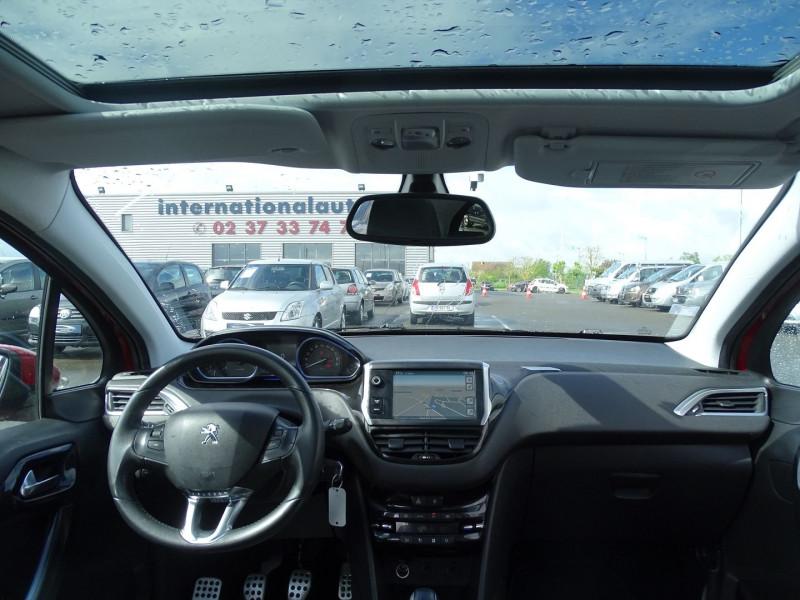 Photo 15 de l'offre de PEUGEOT 208 1.6 VTI FELINE 5P à 9390€ chez International Auto Auneau
