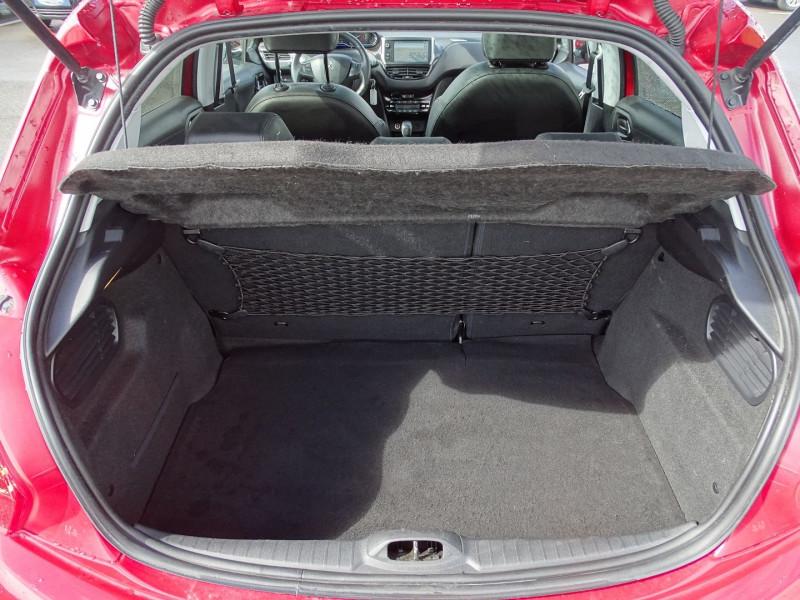 Photo 9 de l'offre de PEUGEOT 208 1.6 VTI FELINE 5P à 9390€ chez International Auto Auneau