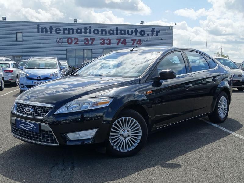 Ford MONDEO 1.8 TDCI 125CH TITANIUM 5P Diesel NOIR Occasion à vendre