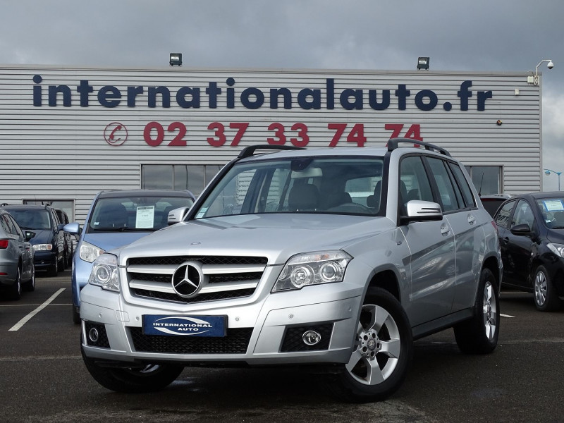 Mercedes-Benz CLASSE GLK (X204) 220 CDI BE 4 MATIC Diesel GRIS C Occasion à vendre