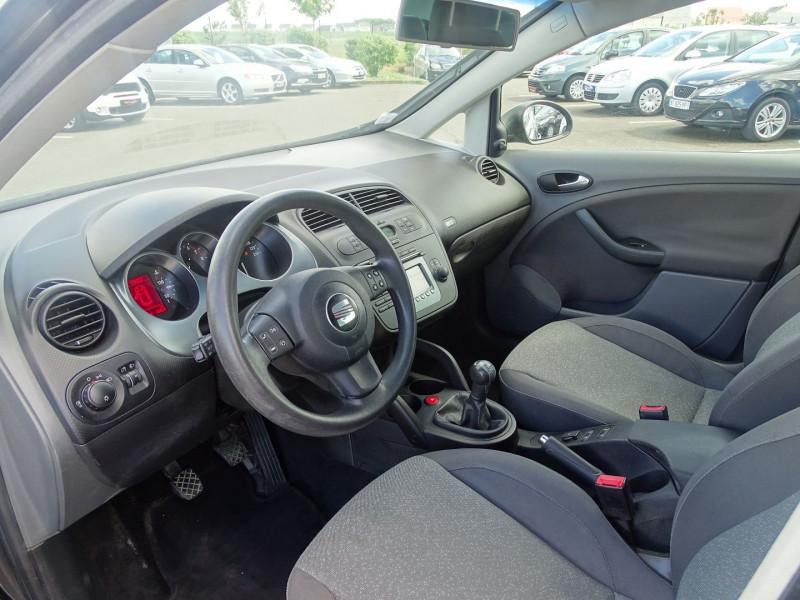 Photo 5 de l'offre de SEAT ALTEA 1.6 REFERENCE à 5290€ chez International Auto Auneau