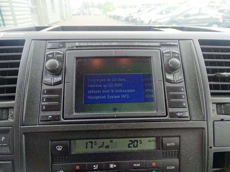 Photo 5 de l'offre de VOLKSWAGEN CARAVELLE 2.5 TDI 130CH COURT TIPTRONIC à 12390€ chez International Auto Auneau