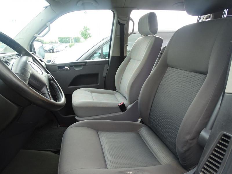 Photo 3 de l'offre de VOLKSWAGEN CARAVELLE 2.5 TDI 130CH COURT TIPTRONIC à 12390€ chez International Auto Auneau