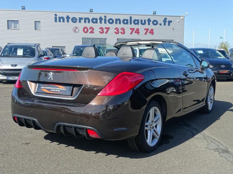 Photo 3 de l'offre de PEUGEOT 308 CC 2.0 HDI FAP SPORT PACK à 10490€ chez International Auto Auneau