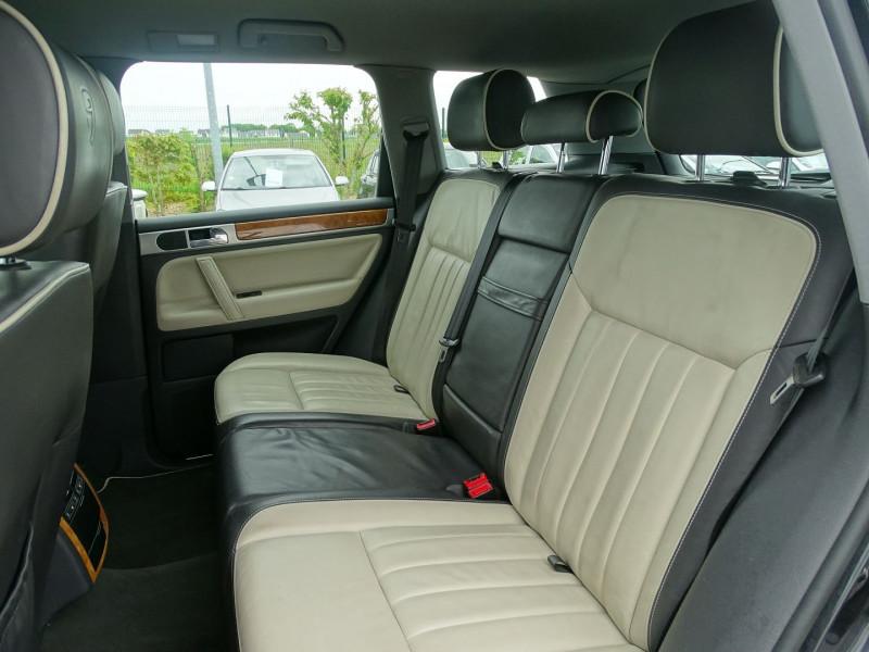 Photo 7 de l'offre de VOLKSWAGEN TOUAREG 3.0 V6 TDI 240CH DPF CARAT TIPTRONIC à 14890€ chez International Auto Auneau
