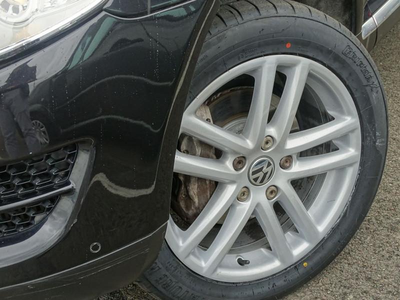 Photo 2 de l'offre de VOLKSWAGEN TOUAREG 3.0 V6 TDI 240CH DPF CARAT TIPTRONIC à 14890€ chez International Auto Auneau