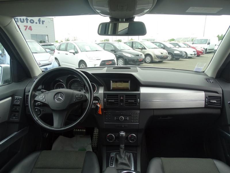 Photo 9 de l'offre de MERCEDES-BENZ CLASSE GLK (X204) 220 CDI BE 4 MATIC à 13690€ chez International Auto Auneau
