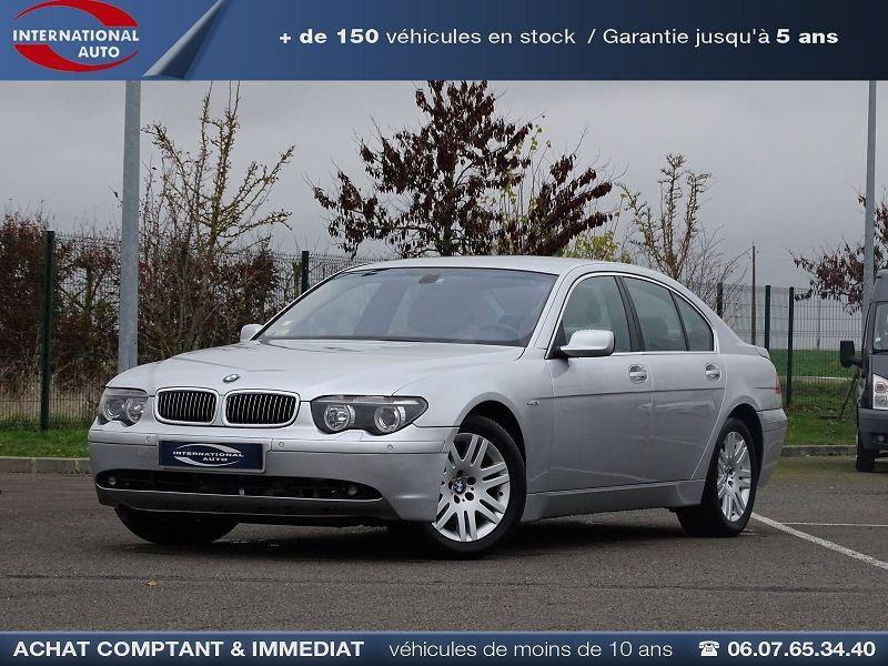 Photo 1 de l'offre de BMW SERIE 7 (E65) 745IA 333CH à 5590€ chez International Auto Auneau