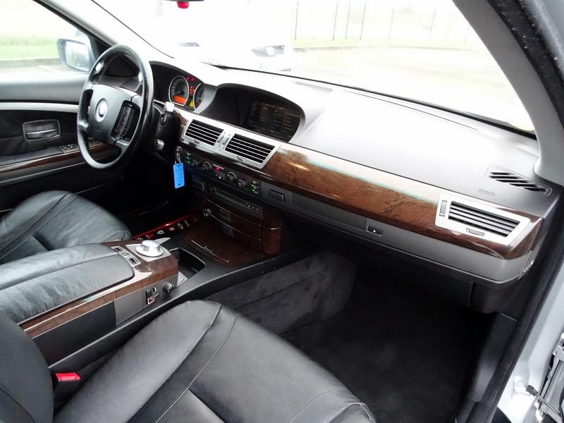 Photo 15 de l'offre de BMW SERIE 7 (E65) 745IA 333CH à 5590€ chez International Auto Auneau