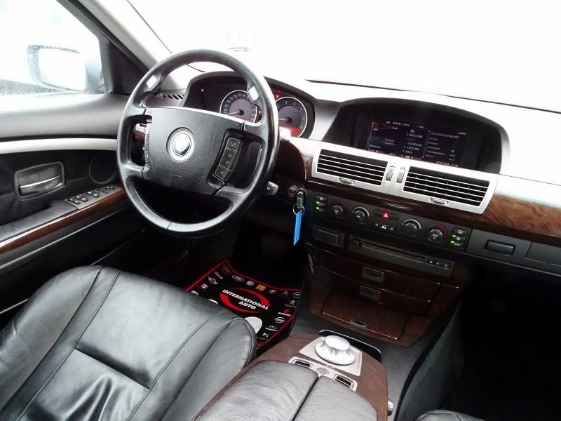 Photo 12 de l'offre de BMW SERIE 7 (E65) 745IA 333CH à 5590€ chez International Auto Auneau