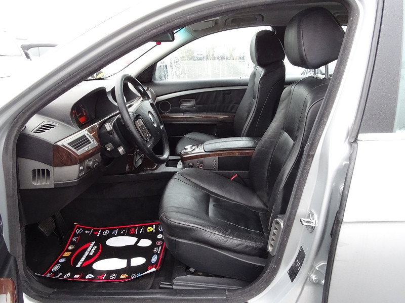 Photo 5 de l'offre de BMW SERIE 7 (E65) 745IA 333CH à 5590€ chez International Auto Auneau