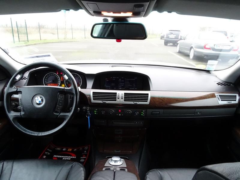 Photo 11 de l'offre de BMW SERIE 7 (E65) 745IA 333CH à 5590€ chez International Auto Auneau