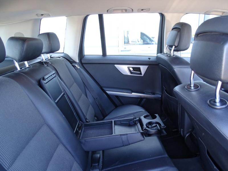 Photo 6 de l'offre de MERCEDES-BENZ CLASSE GLK (X204) 220 CDI BE 4 MATIC à 13790€ chez International Auto Auneau