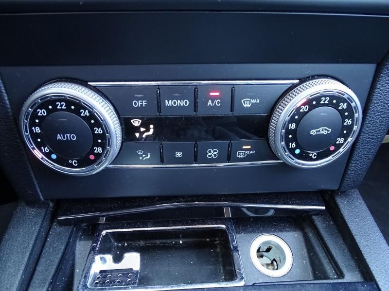 Photo 8 de l'offre de MERCEDES-BENZ CLASSE GLK (X204) 220 CDI BE 4 MATIC à 13790€ chez International Auto Auneau