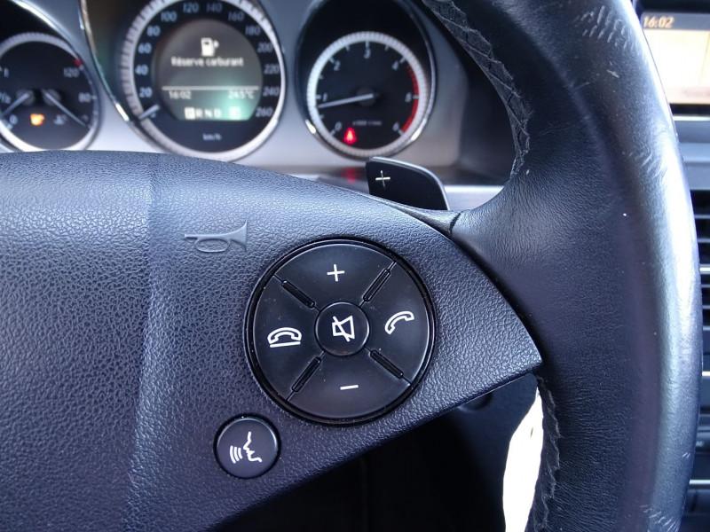Photo 9 de l'offre de MERCEDES-BENZ CLASSE GLK (X204) 220 CDI BE 4 MATIC à 13790€ chez International Auto Auneau