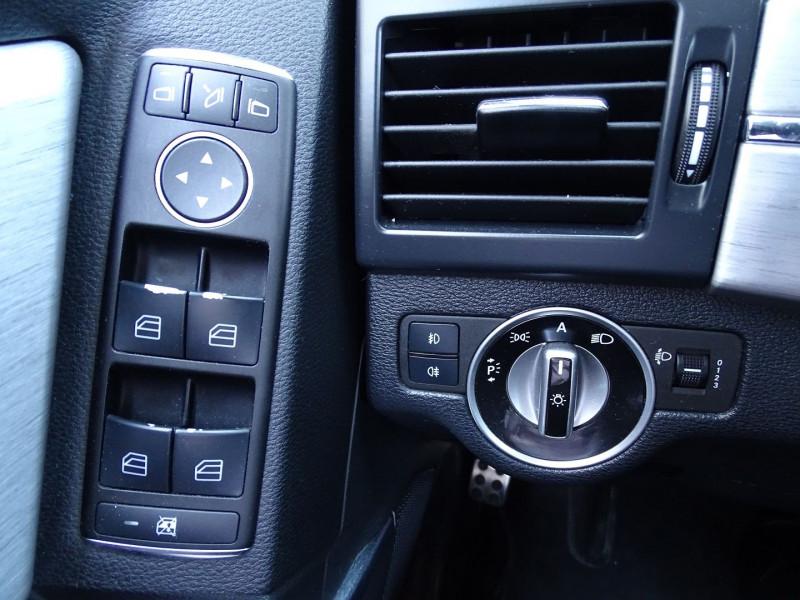 Photo 12 de l'offre de MERCEDES-BENZ CLASSE GLK (X204) 220 CDI BE 4 MATIC à 13790€ chez International Auto Auneau