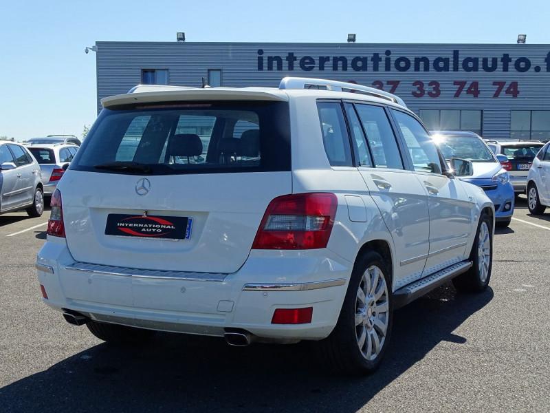 Photo 2 de l'offre de MERCEDES-BENZ CLASSE GLK (X204) 220 CDI BE 4 MATIC à 13790€ chez International Auto Auneau