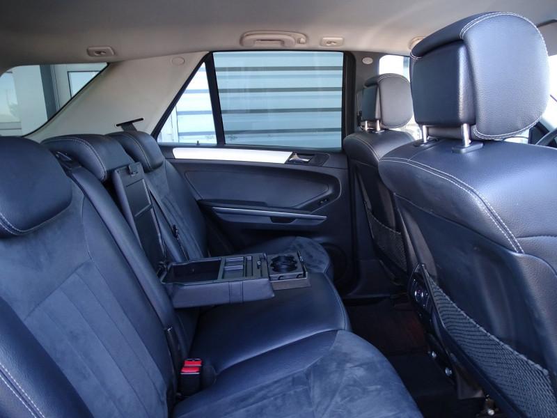 Photo 6 de l'offre de MERCEDES-BENZ CLASSE ML (W164) 280 CDI à 10990€ chez International Auto Auneau