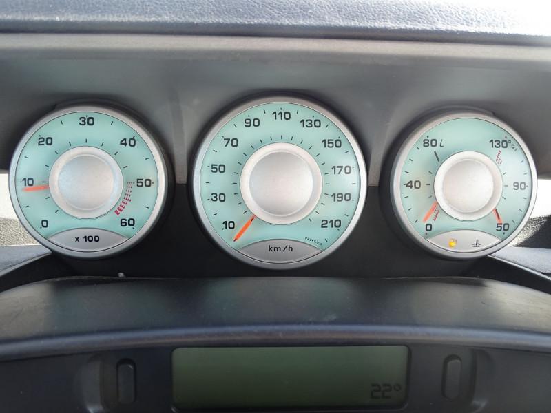 Photo 6 de l'offre de PEUGEOT 807 2.2 HDI130 SR FAP à 5390€ chez International Auto Auneau