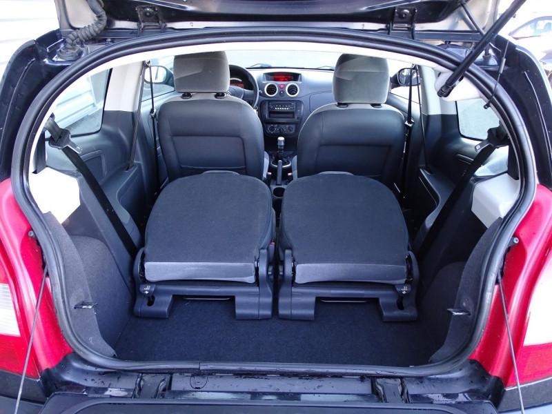 Photo 8 de l'offre de CITROEN C2 1.4I PACK AMBIANCE à 4990€ chez International Auto Auneau