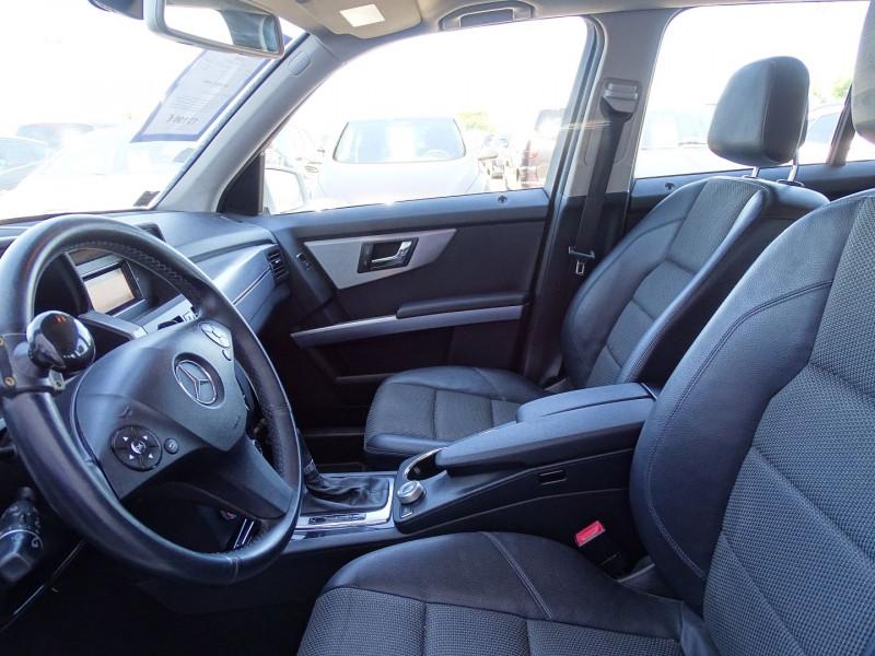 Photo 4 de l'offre de MERCEDES-BENZ CLASSE GLK (X204) 220 CDI BE 4 MATIC à 13790€ chez International Auto Auneau