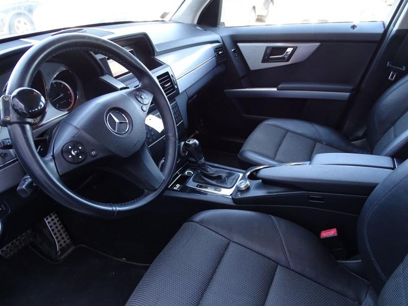 Photo 3 de l'offre de MERCEDES-BENZ CLASSE GLK (X204) 220 CDI BE 4 MATIC à 13790€ chez International Auto Auneau