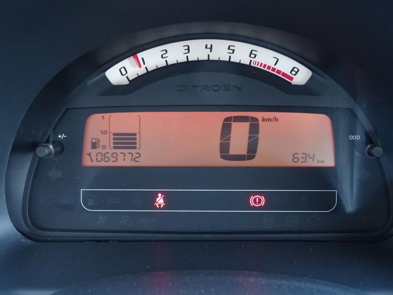 Photo 11 de l'offre de CITROEN C2 1.4I PACK AMBIANCE à 4990€ chez International Auto Auneau