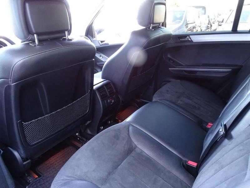 Photo 7 de l'offre de MERCEDES-BENZ CLASSE ML (W164) 280 CDI à 10990€ chez International Auto Auneau