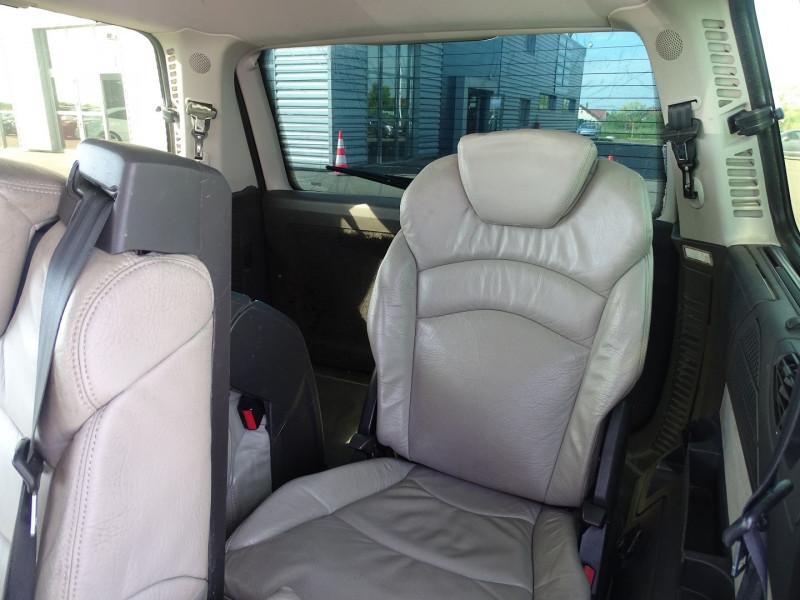 Photo 13 de l'offre de PEUGEOT 807 2.2 HDI130 SR FAP à 5390€ chez International Auto Auneau