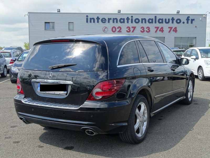 Photo 2 de l'offre de MERCEDES-BENZ CLASSE R (W251) 320 CDI PACK LUXE 7GTRO à 11490€ chez International Auto Auneau