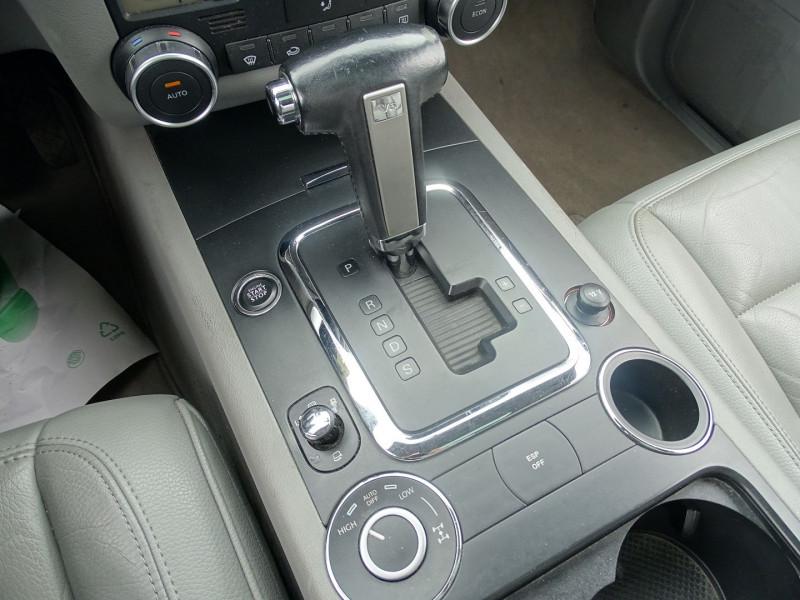 Photo 11 de l'offre de VOLKSWAGEN TOUAREG 3.0 V6 TDI 225CH CARAT TIPTRONIC à 12990€ chez International Auto Auneau