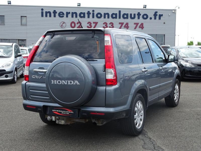 Photo 2 de l'offre de HONDA CR-V 2.2 I-CTDI LS à 7190€ chez International Auto Auneau